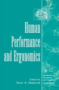 Ebook in inglese Human Performance and Ergonomics -, -