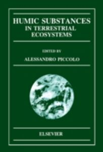 Ebook in inglese Humic Substances in Terrestrial Ecosystems