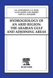 Ebook in inglese Hydrogeology of an Arid Region: The Arabian Gulf and Adjoining Areas -, -