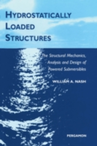 Ebook in inglese Hydrostatically Loaded Structures Nash, W.A.