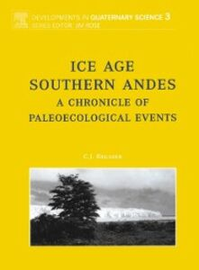 Foto Cover di Ice Age Southern Andes, Ebook inglese di C.J. Heusser, edito da Elsevier Science