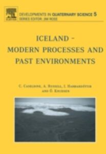 Ebook in inglese Iceland - Modern Processes and Past Environments -, -
