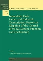 Immediate Early Genes and Inducible Transcription Factors in Mapping of the Central Nervous System Function and Dysfunction