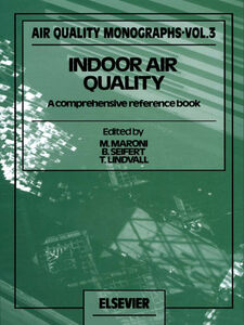 Ebook in inglese Indoor Air Quality -, -