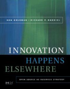 Ebook in inglese Innovation Happens Elsewhere Gabriel, Richard P. , Goldman, Ron