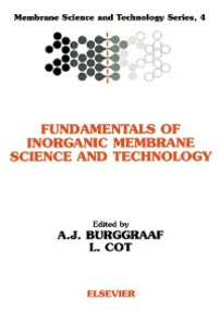 Ebook in inglese Fundamentals of Inorganic Membrane Science and Technology -, -