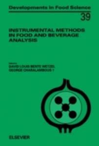 Ebook in inglese Instrumental Methods in Food and Beverage Analysis -, -