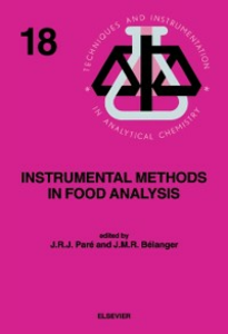 Ebook in inglese Instrumental Methods in Food Analysis -, -