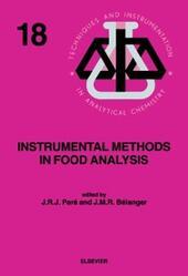 Instrumental Methods in Food Analysis