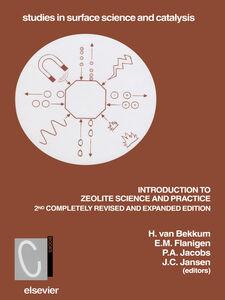 Ebook in inglese Introduction to Zeolite Science and Practice Bekkum, Herman van , Flanigen, E.M. , Jacobs, P.A. , Jansen, J.C.