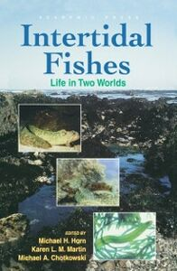 Ebook in inglese Intertidal Fishes -, -