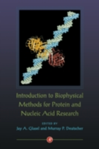 Ebook in inglese Introduction to Biophysical Methods for Protein and Nucleic Acid Research -, -