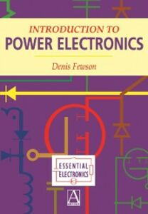 Foto Cover di Introduction to Power Electronics, Ebook inglese di D. Fewson, edito da Elsevier Science