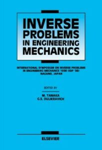 Ebook in inglese Inverse Problems in Engineering Mechanics -, -