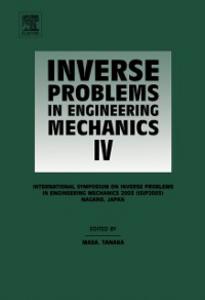Ebook in inglese Inverse Problems in Engineering Mechanics IV -, -