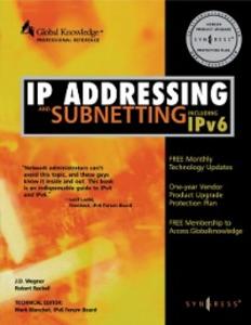 Ebook in inglese IP Addressing & Subnetting INC IPV6 Syngres, yngress