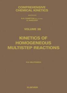 Ebook in inglese Kinetics of Homogeneous Multistep Reactions Helfferich, Friedrich G.