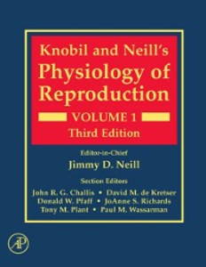 Ebook in inglese Knobil and Neill's Physiology of Reproduction -, -