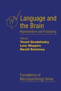Foto Cover di Language and the Brain, Ebook inglese di  edito da Elsevier Science