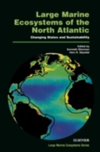Ebook in inglese Large Marine Ecosystems of the North Atlantic -, -