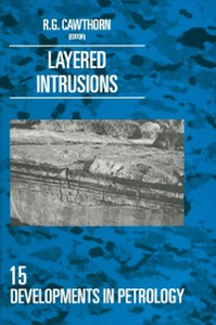 Ebook in inglese Layered Intrusions -, -