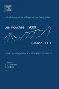 Ebook in inglese Quantum Entanglement and Information Processing