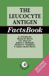 Ebook in inglese Leucocyte Antigen Factsbook Barclay, A. Neil , Brown, Marion H. , Law, S. K. Alex K. Alex , McKnight, Andrew J.