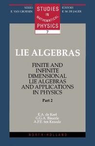 Foto Cover di Lie Algebras, Part 2, Ebook inglese di AA.VV edito da Elsevier Science