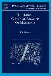 Ebook in inglese Local Chemical Analysis of Materials Martin, J. W.