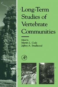 Ebook in inglese Long-Term Studies of Vertebrate Communities -, -