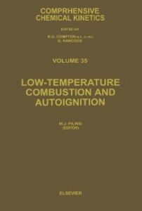 Ebook in inglese Low-temperature Combustion and Autoignition Pilling, M.J.
