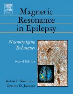 Ebook in inglese Magnetic Resonance in Epilepsy Jackson, Graeme D. , Kuzniecky, Ruben