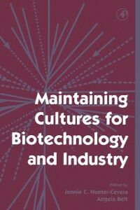 Ebook in inglese Maintaining Cultures for Biotechnology and Industry