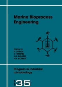 Ebook in inglese Marine Bioprocess Engineering Burgess, J.G. , Osinga, R. , Wijffels, R.H.