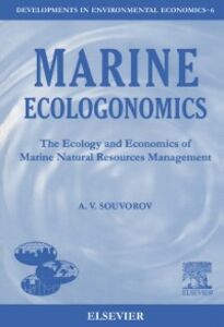 Foto Cover di Marine Ecologonomics, Ebook inglese di A.V. Souvorov, edito da Elsevier Science