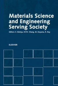 Ebook in inglese Materials Science and Engineering Serving Society -, -