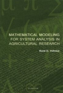 Ebook in inglese Mathematical Modeling for System Analysis in Agricultural Research -, -