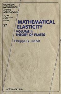 Ebook in inglese Mathematical Elasticity -, -