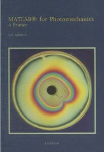 Ebook in inglese MATLAB(R) for Photomechanics- A Primer Asundi, A.