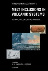 Ebook in inglese Melt Inclusions in Volcanic Systems