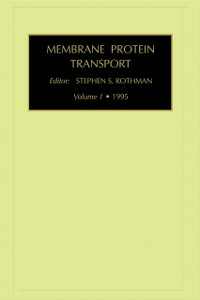 Ebook in inglese Membrane Protein Transport -, -