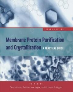 Ebook in inglese Membrane Protein Purification and Crystallization