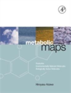 Ebook in inglese Metabolic Maps Aizawa, Hiroyasu