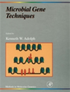 Ebook in inglese Microbial Gene Techniques -, -