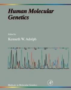 Ebook in inglese Human Molecular Genetics -, -