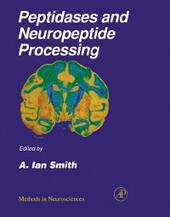 Peptidases and Neuropeptide Processing