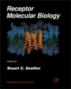 Foto Cover di Receptor Molecular Biology, Ebook inglese di  edito da Elsevier Science