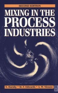 Ebook in inglese Mixing in the Process Industries EDWARDS, M F , Harnby, N. , NIENOW, A W