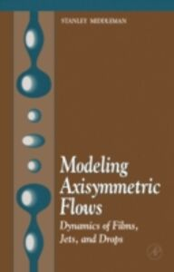 Ebook in inglese Modeling Axisymmetric Flows Middleman, Stanley