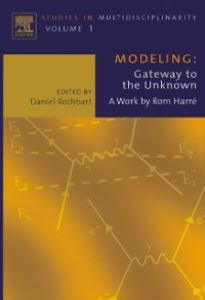 Ebook in inglese Modeling: Gateway to the Unknown -, -
